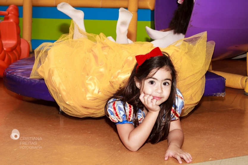 Fotografia festa infantil em BH