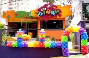Buffet Infantil Splash Belo Horizonte