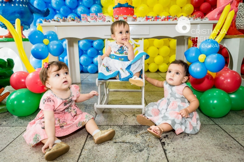 Fotógrafo Festa Infantil Buritis Be Happy