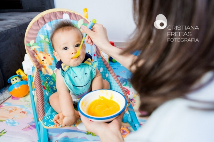 Acompanhamento fotográfico bebê bh