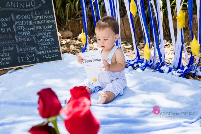 fotógrafa Book infantil smash the cake bh