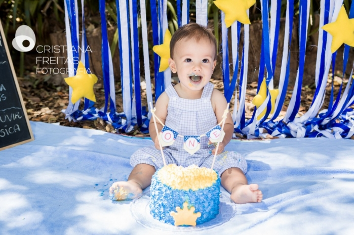Book infantil smash the cake bh
