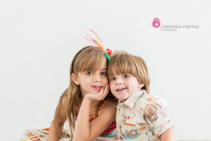 Fotógrafa Book Infantil Estúdio Cristiana Freitas Fotografia