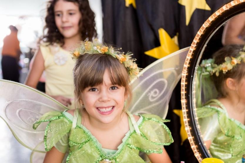 fotografo festa infantil salao predio bh peter pam sininho tinker bell