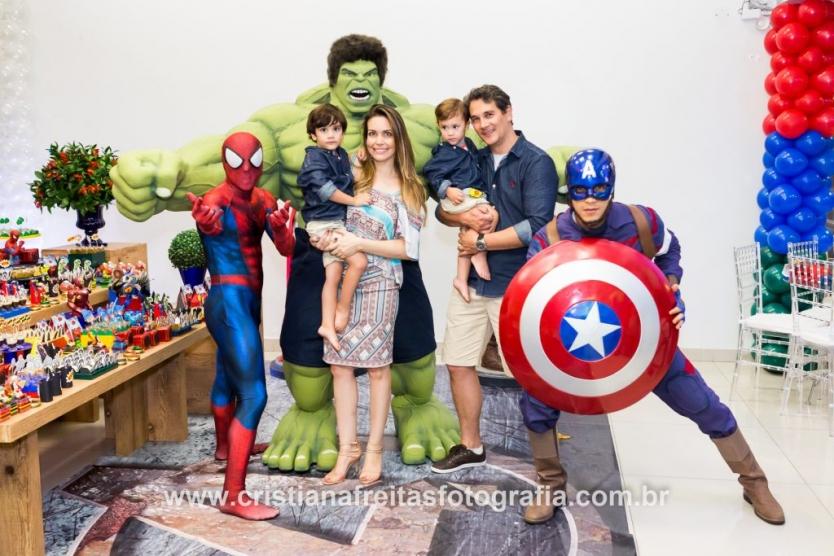 fotografia e filmagem festa infantil vila dos sonhos buffet infantil Comando da alegria