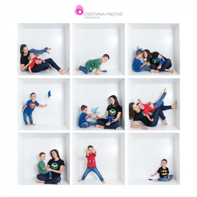 sessão fotos dia das mães no cubo