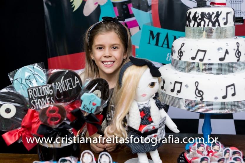 fotografia festa aniversário Rock BH fotógrafa