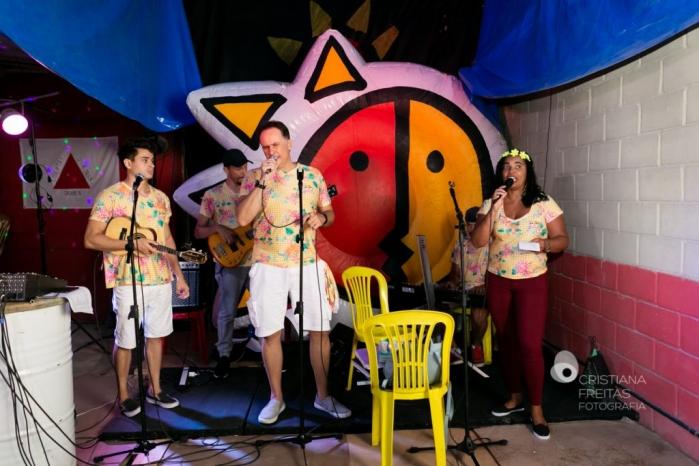 charanga padecendo fotografia do ensaio carnaval BH 2019