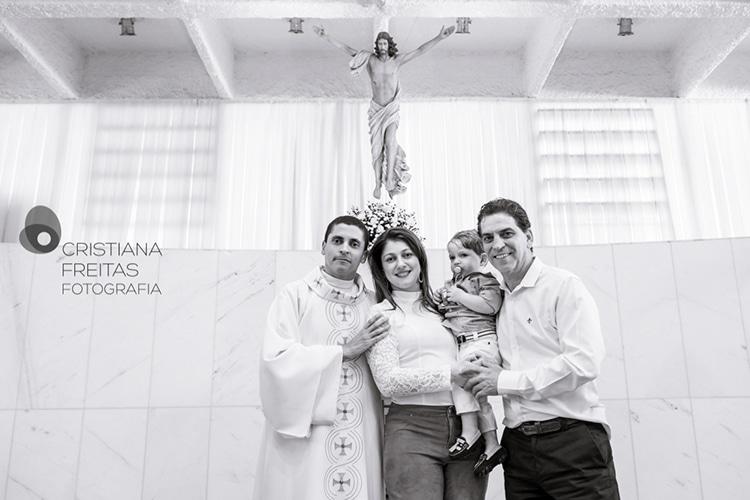 Fotógrafo Batizado Paróquia Santo Inácio de Loyola BH