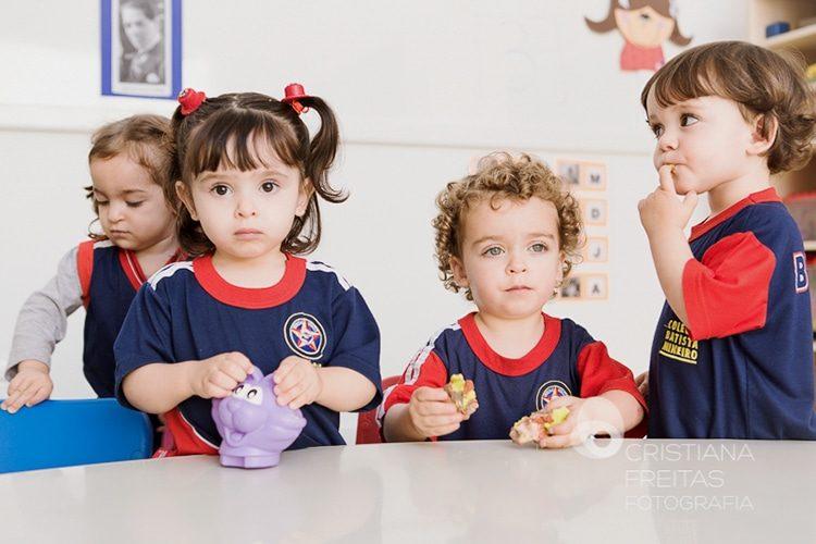 Fotografia Festa Infantil Escola Colégio Batista Fotógrafo